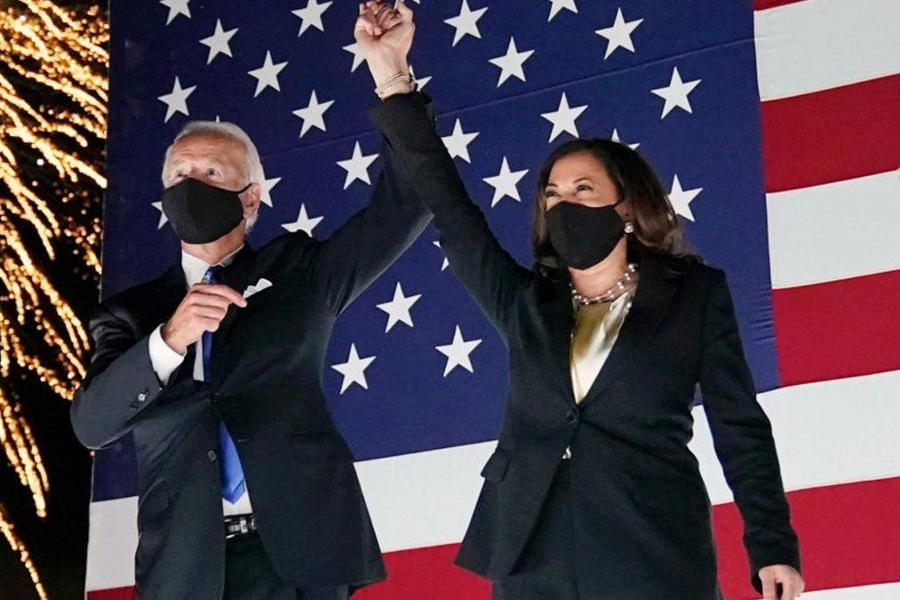 Asunción de Biden: hay gente con gran expectativa