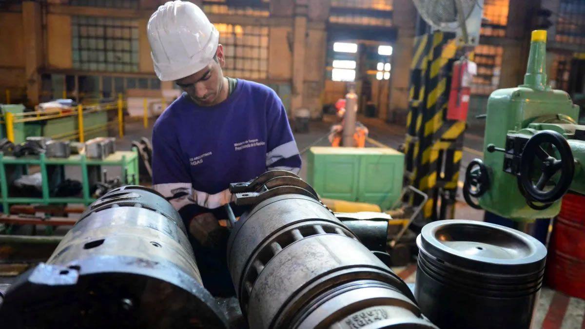 Industria registró en septiembre el primer resultado positivo interanual