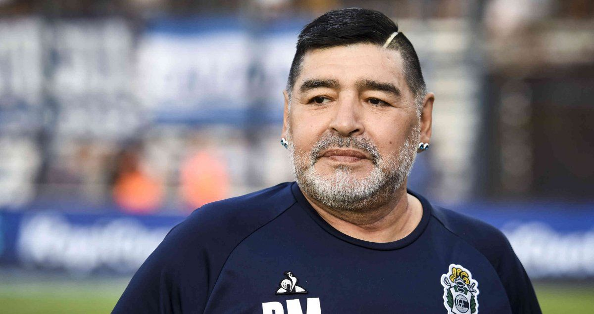 Diego Maradona: volvieron a activar la cuenta de Instagram