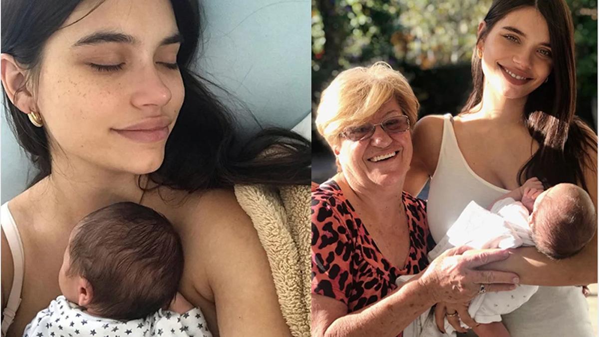 Eva de Dominici habló del drama familiar que sufrió cuando nació su hijo