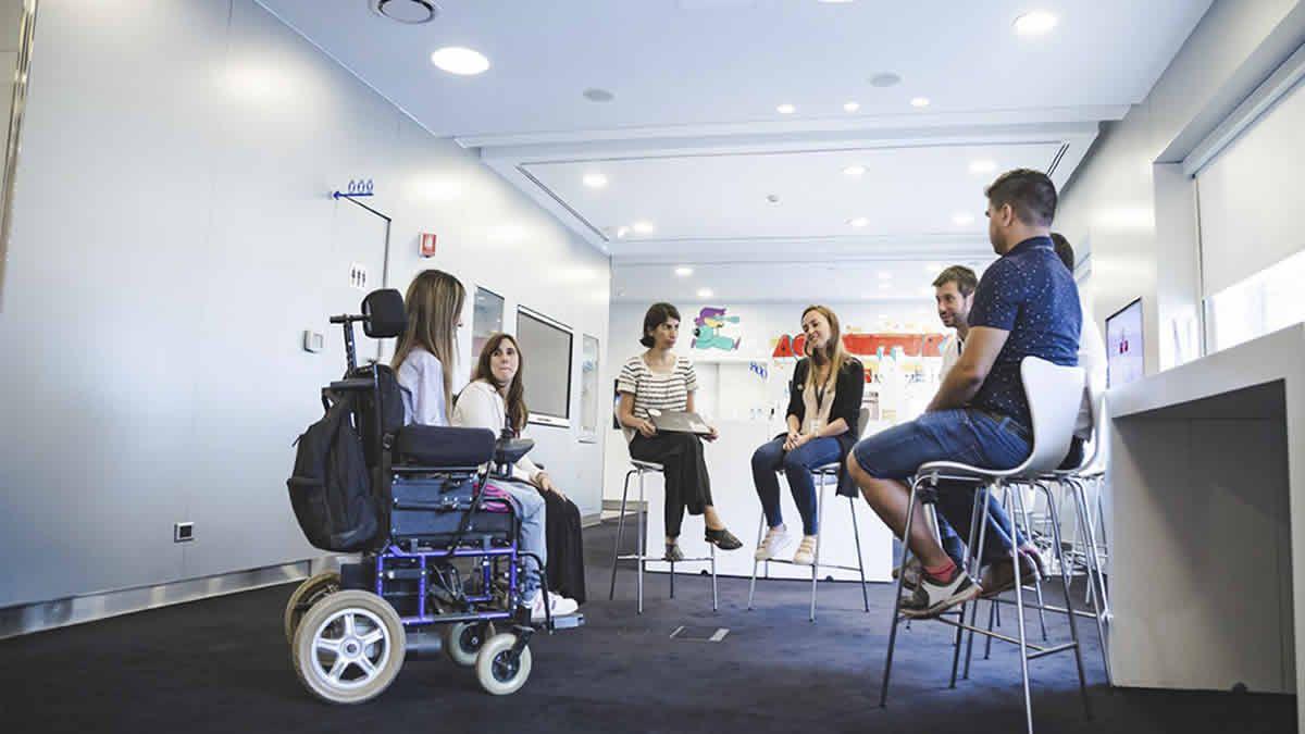De qué se trata la página Incluyeme.com sobre discapacidad