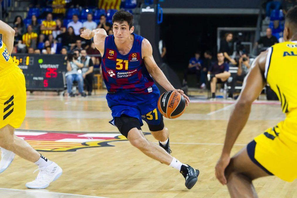 Leandro Bolmaro fue uno de los jugadores más importantes del Barcelona.