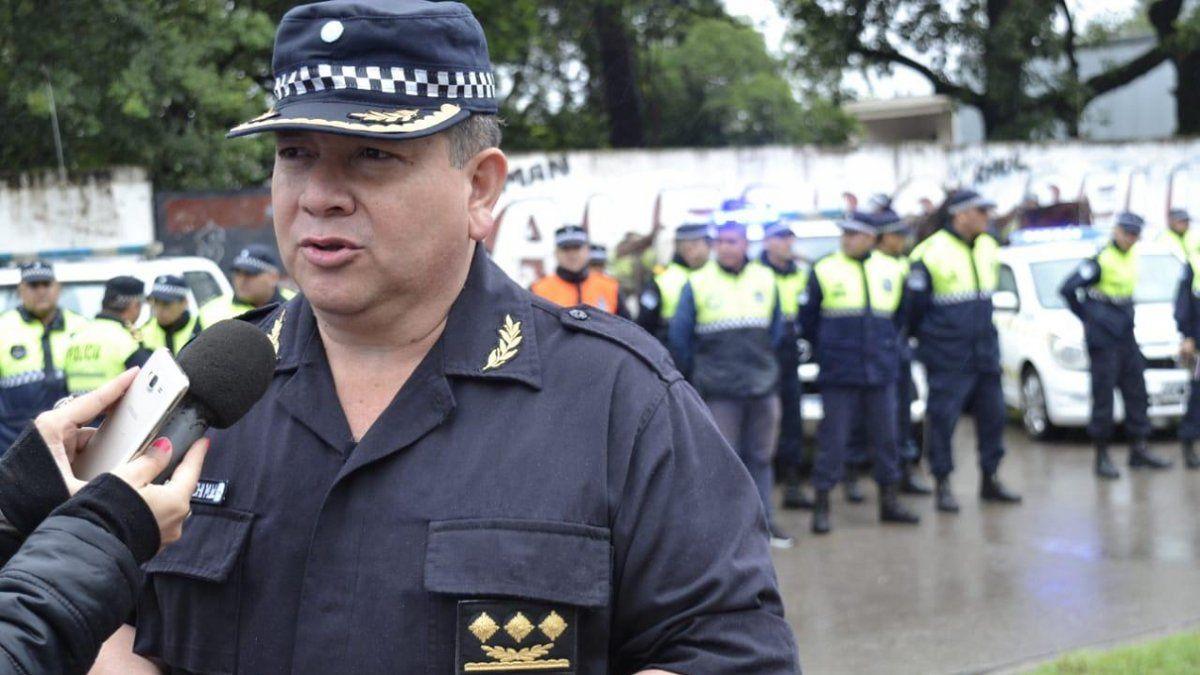 La policía, entre el dolor y un nuevo panorama a fin de año