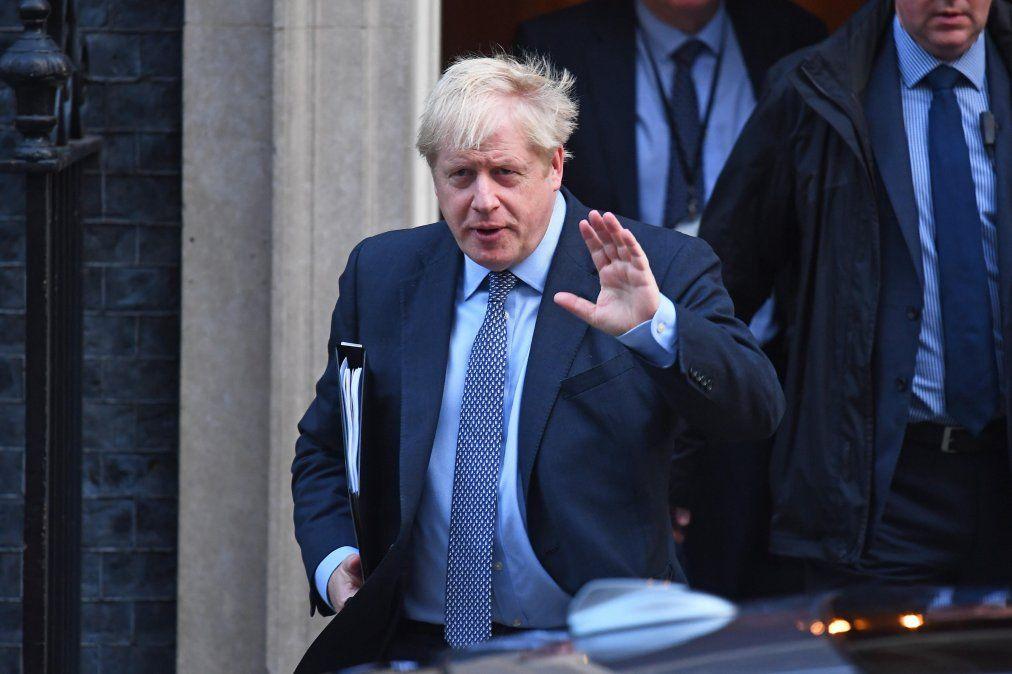 Johnson rechaza un referendo independentista en Escocia