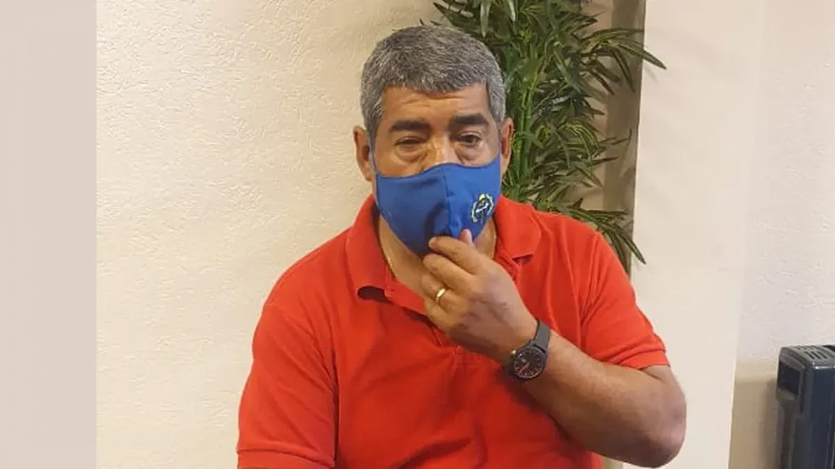 César González, titular de UTA Tucumán.