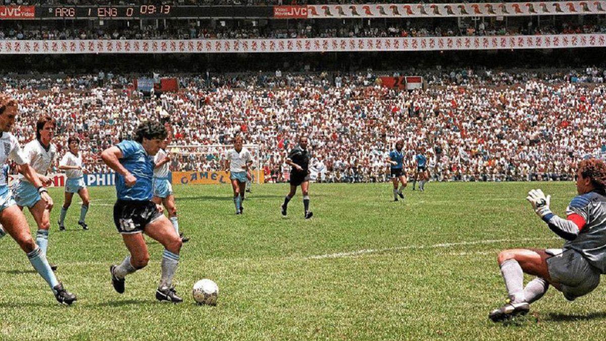 El mejor gol de la historia cumple 35 años