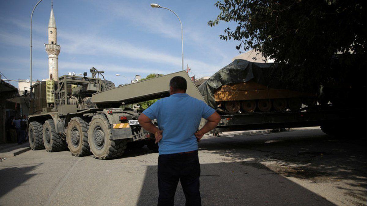 Unánime rechazo de la Unión Europea al ataque turco