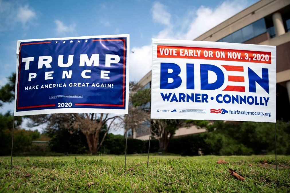 Trump y Biden protagonizaron el primer debate en EE.UU