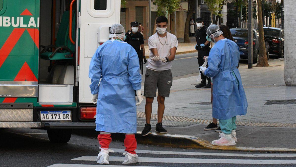 Coronavirus: Argentina superó el millón de casos positivos