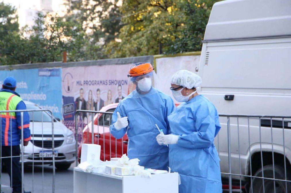 Crecen los contagios en Tucumán. Foto MSPT
