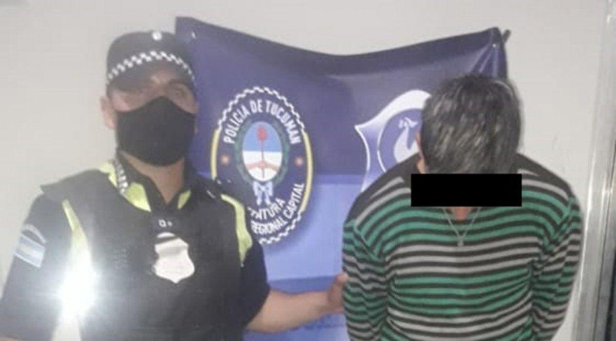 Cadetes de delivery intentaron linchar a un acusado de robo