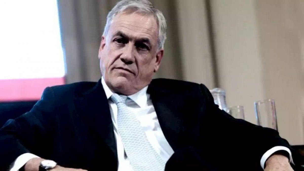 Piñera está aislado por posible contagio de coronavirus