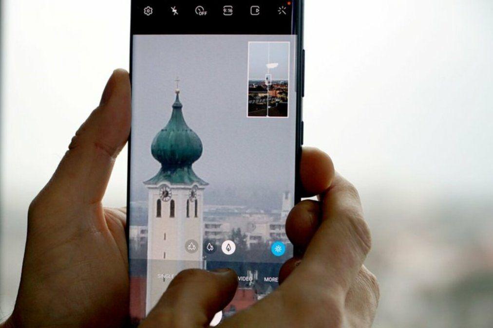 Samsung lidera las ventas en Smartphones