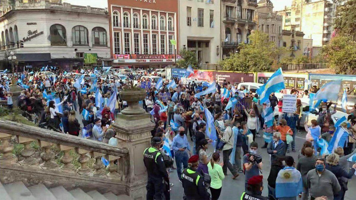 Vizzotti: manifestaciones pueden impactar en aumento de casos