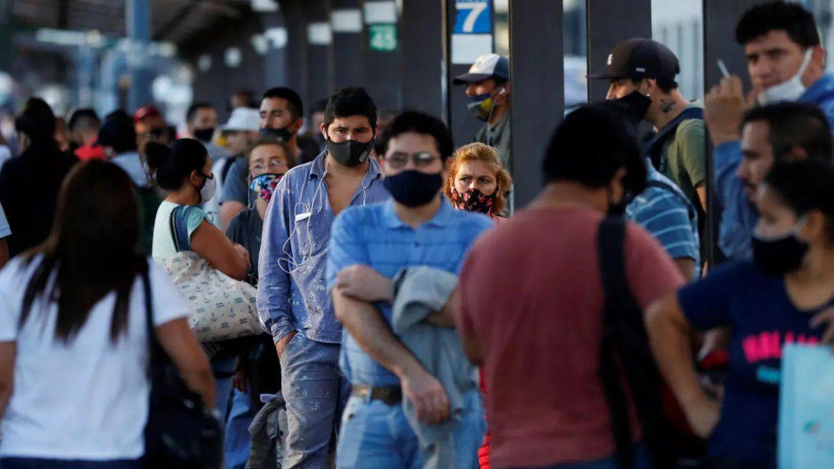 Detectan en Argentina dos casos de la cepa Delta