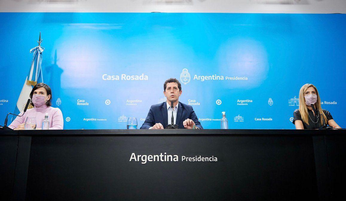 Wado de Pedro puso su renuncia a disposición del presidente