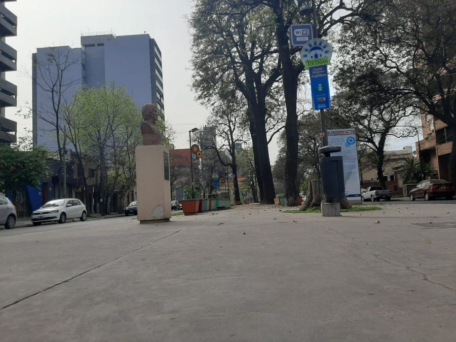 ¿Cómo estará el tiempo este martes en Tucumán?