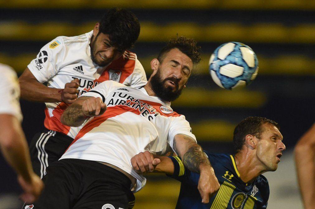 River ganó en Rosario y se clasificó a la próxima fase