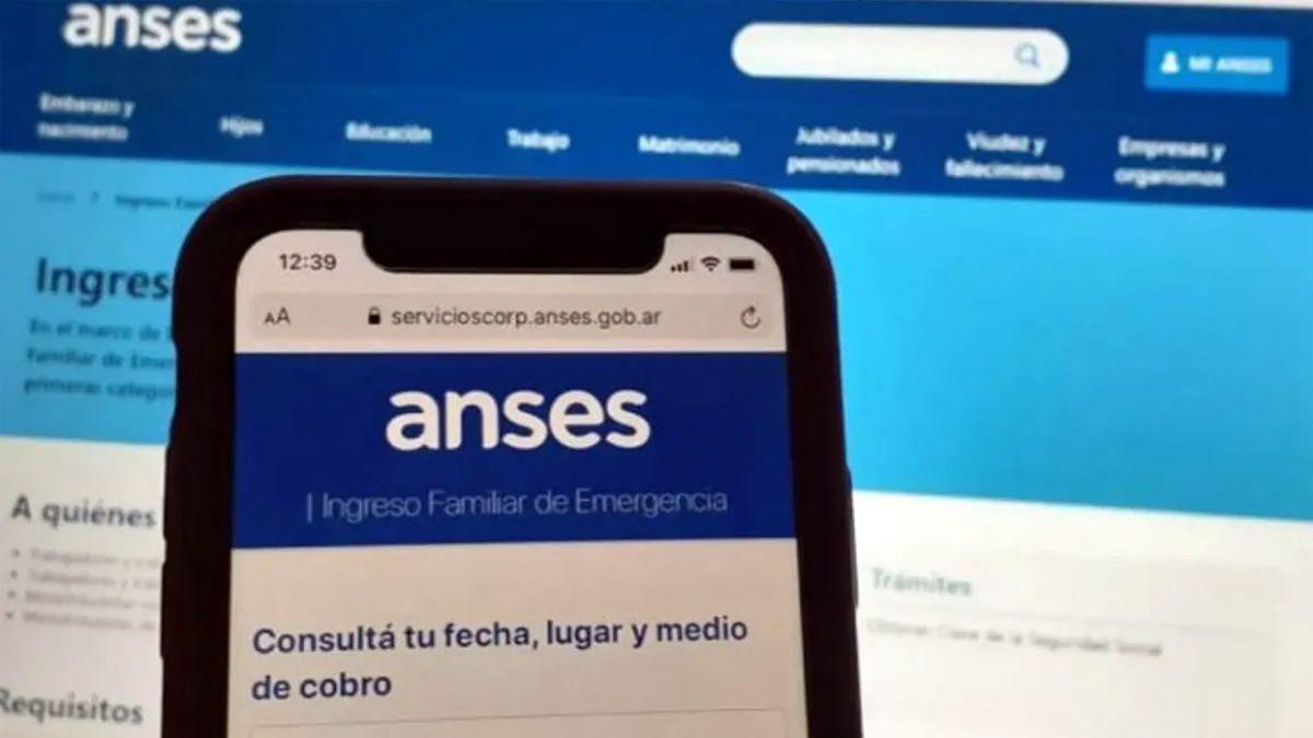 IFE: la Anses analiza como seguirá luego del tercer pago