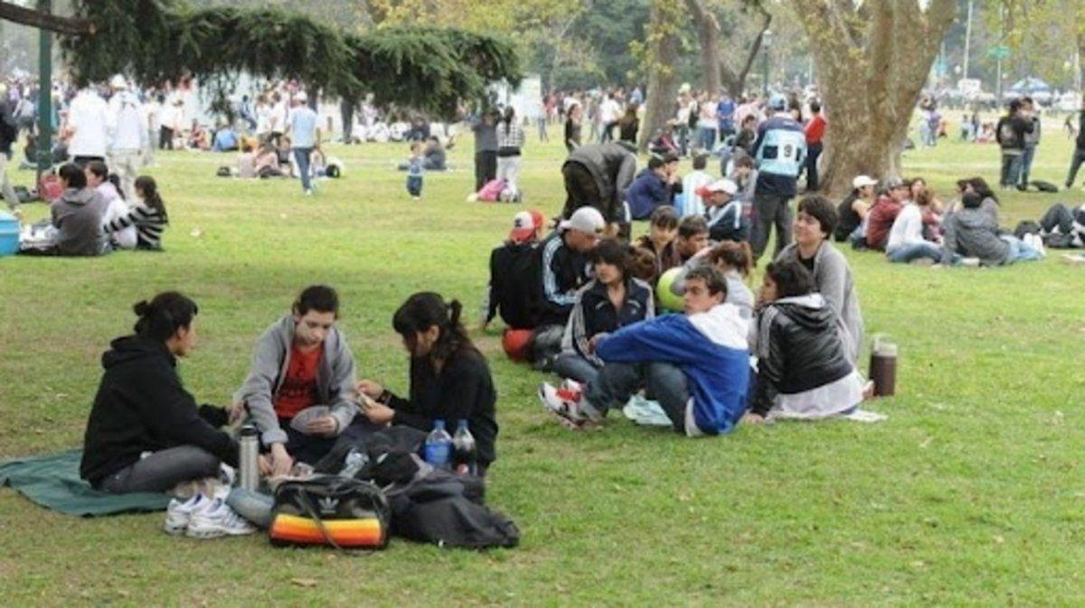 Día del Estudiante: operativo del IPLA y la Policía