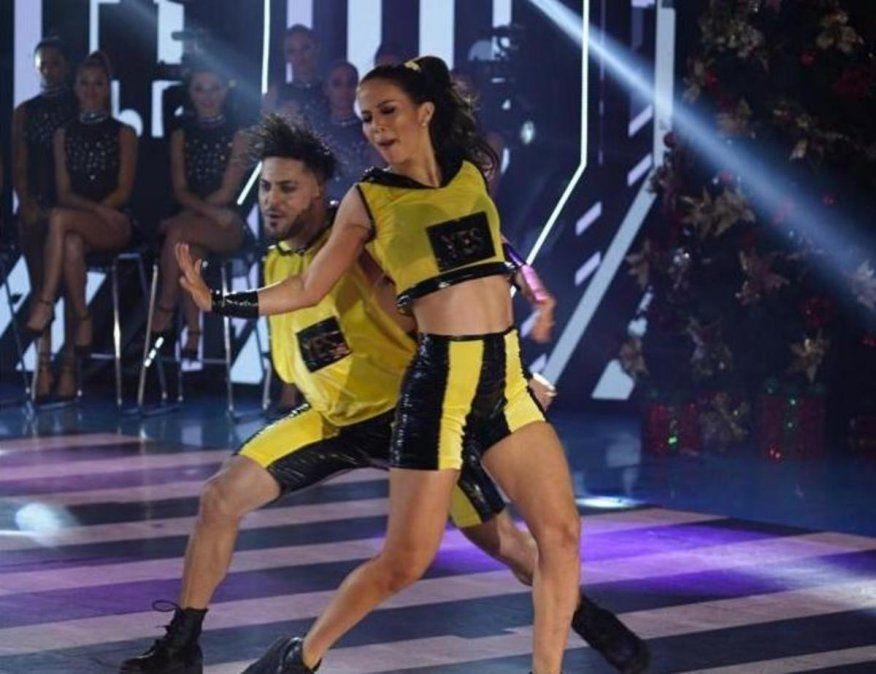 Flor Vigna y Facu Mazzei: los primeros finalistas del Bailando