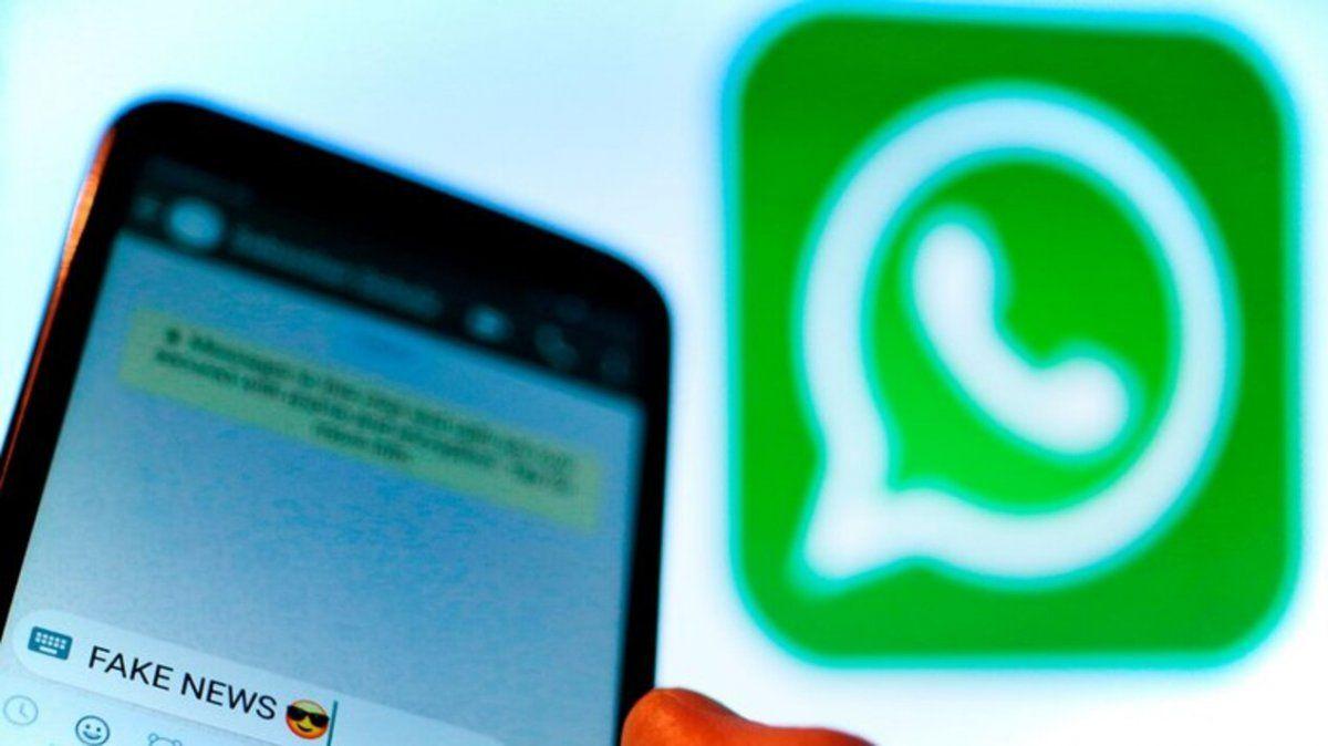La falsa cadena que circula por Whatsapp