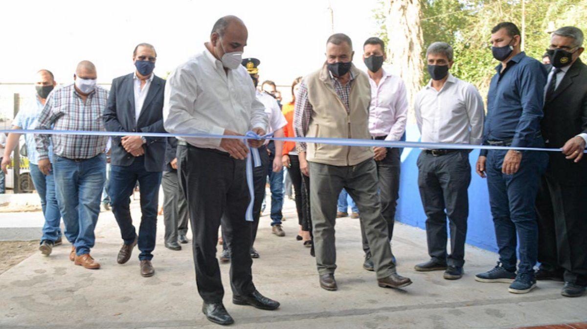 Ingenio Leales celebró la reinauguración de su comisaría