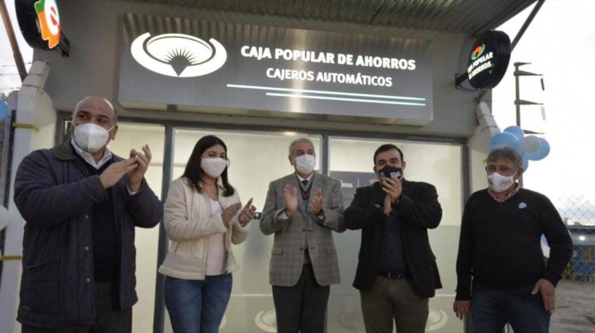 Por primera vez El Bracho tendrá un cajero automático. Foto: comunicaciontucuman.gob.ar