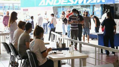 Se registró una baja positividad el fin de semana en Tucumán