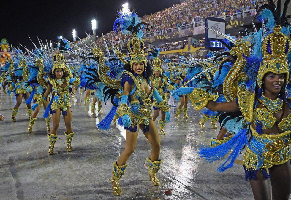 Coronavirus en Brasil: suspenden el Carnaval de Río