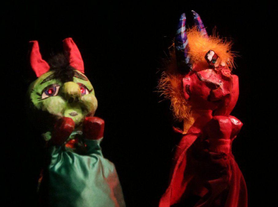 Disfruta de dos obras de títeres en la sala Orestes Caviglia