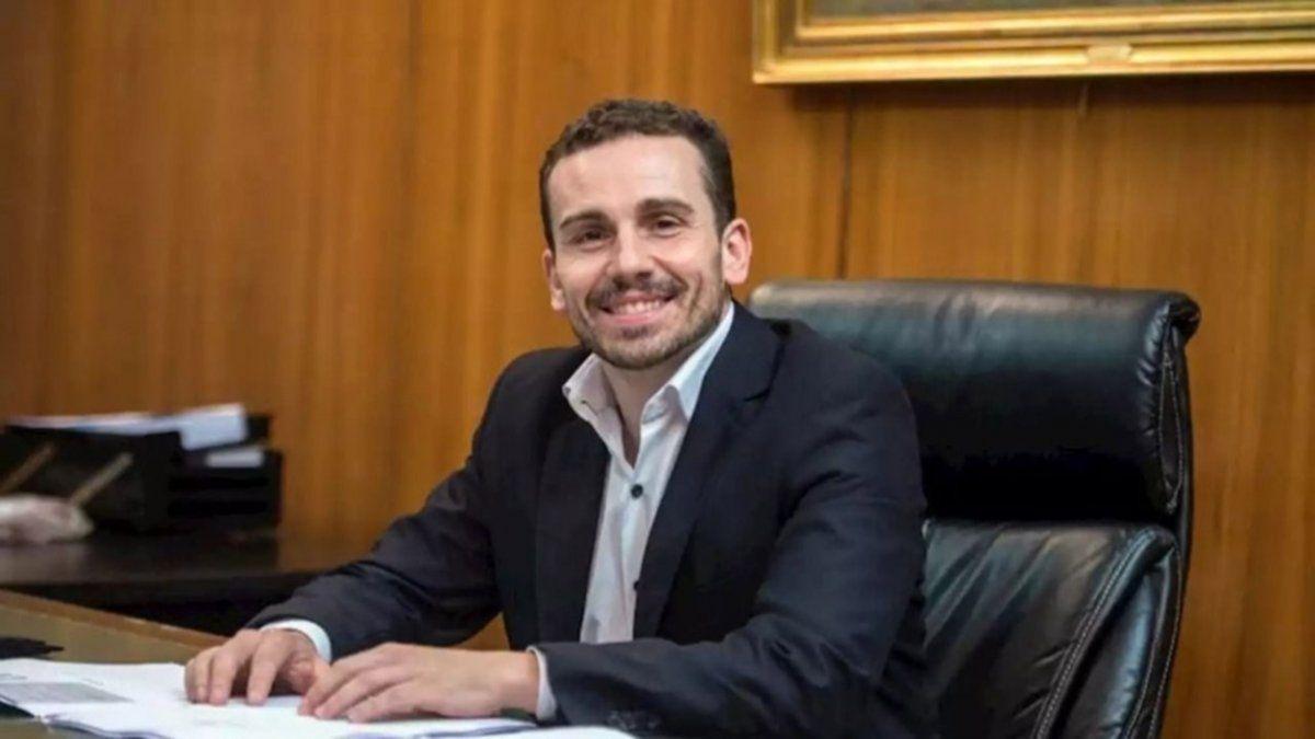 Diego Bastourre es el nuevo presidente del Banco Central