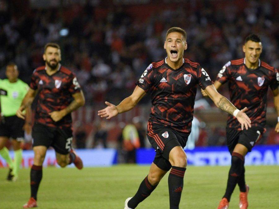 River le ganó a Newells y pelea por clasificar a la Libertadores 2020