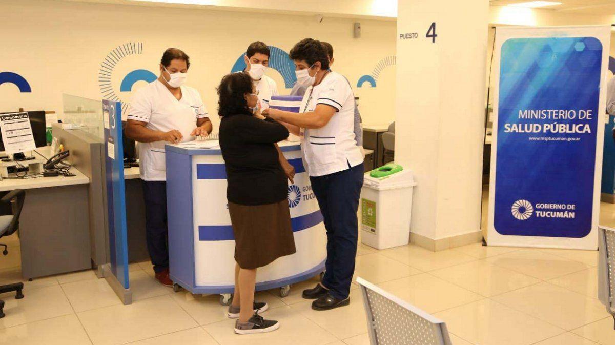 Tucumán sumó este miércoles 929 casos de coronavirus