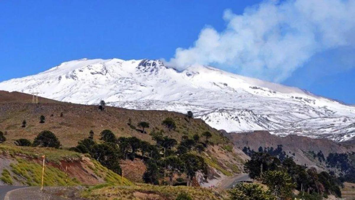 Llevan tranquilidad pese a la alerta naranja por el volcán Copahue