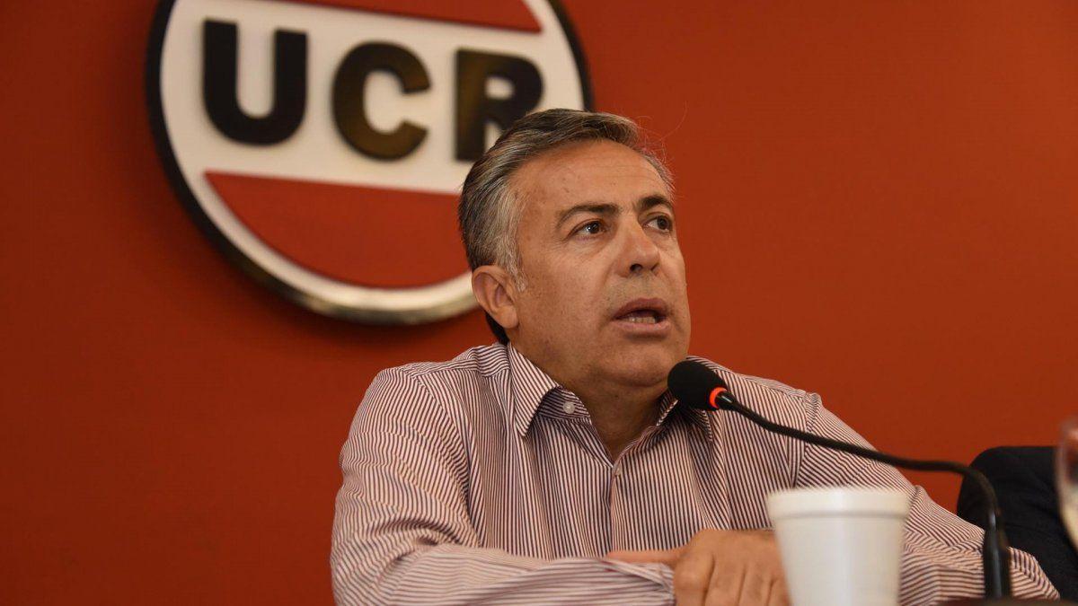 La UCR emitió un duro comunicado hacia el Gobierno Nacional. Foto: inforegion.com.ar