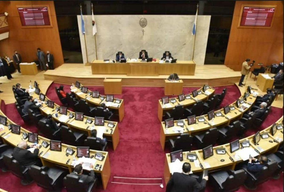 La Legislatura sesionará este jueves