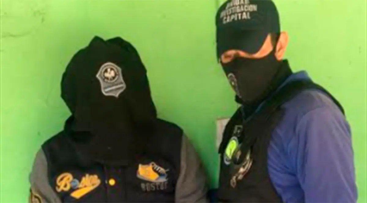 Detienen a un prófugo condenado por abuso sexual