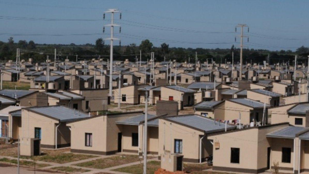 El IPV proyecta entregar 500 viviendas en Las Talitas en agosto.