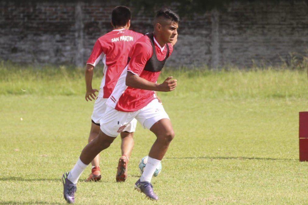 San Martín se rearma para el próximo torneo.