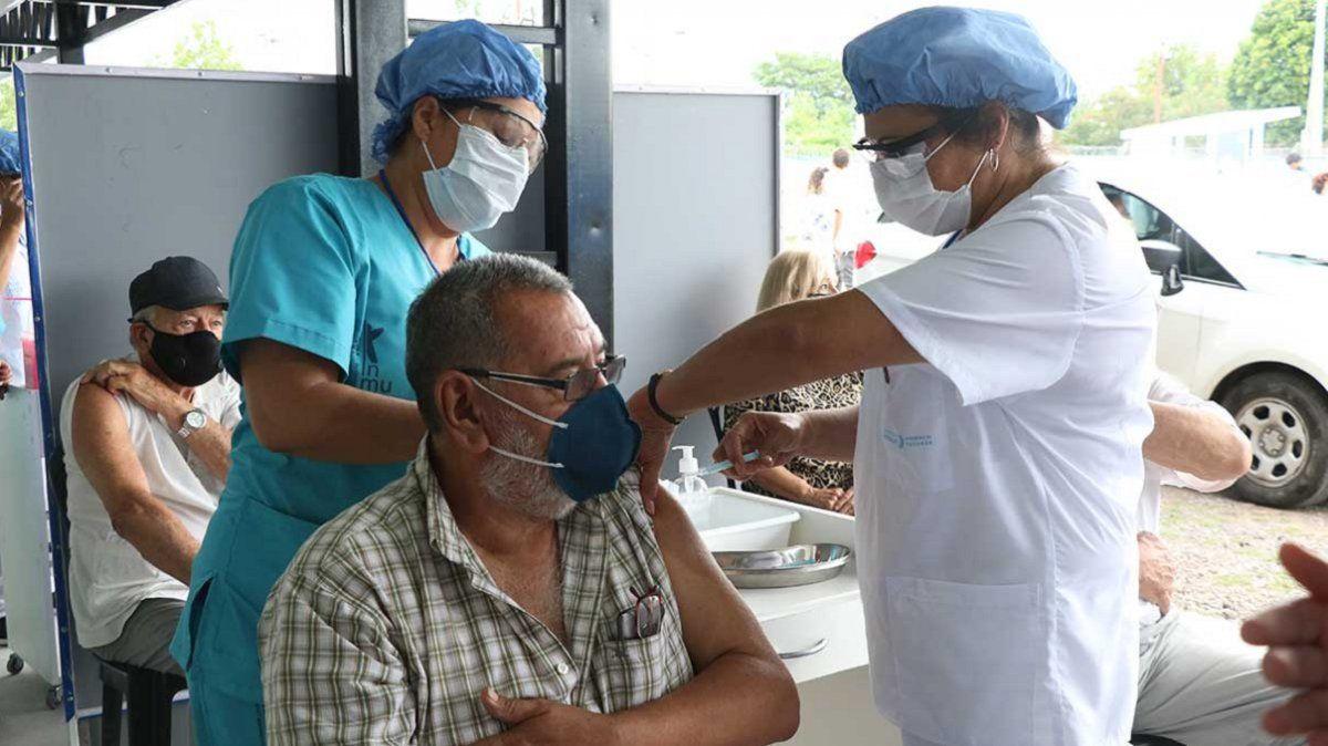 Vacunación: comienza la inscripción en todos los municipios