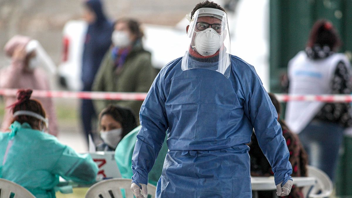 Coronavirus: Tucumán superó los 1000 casos diarios