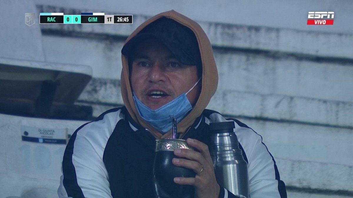 El Pulga Rodríguez no ve la hora de volver a las canchas.