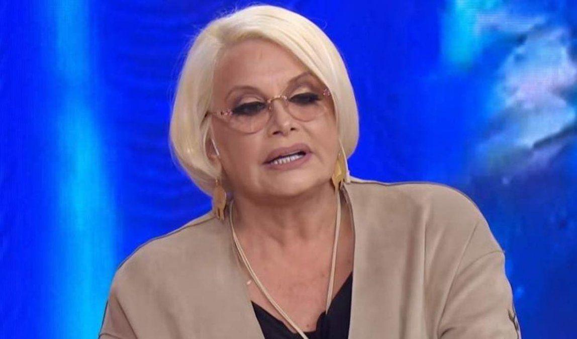 El mal momento de Carmen Barbieri: tiene parálisis facial