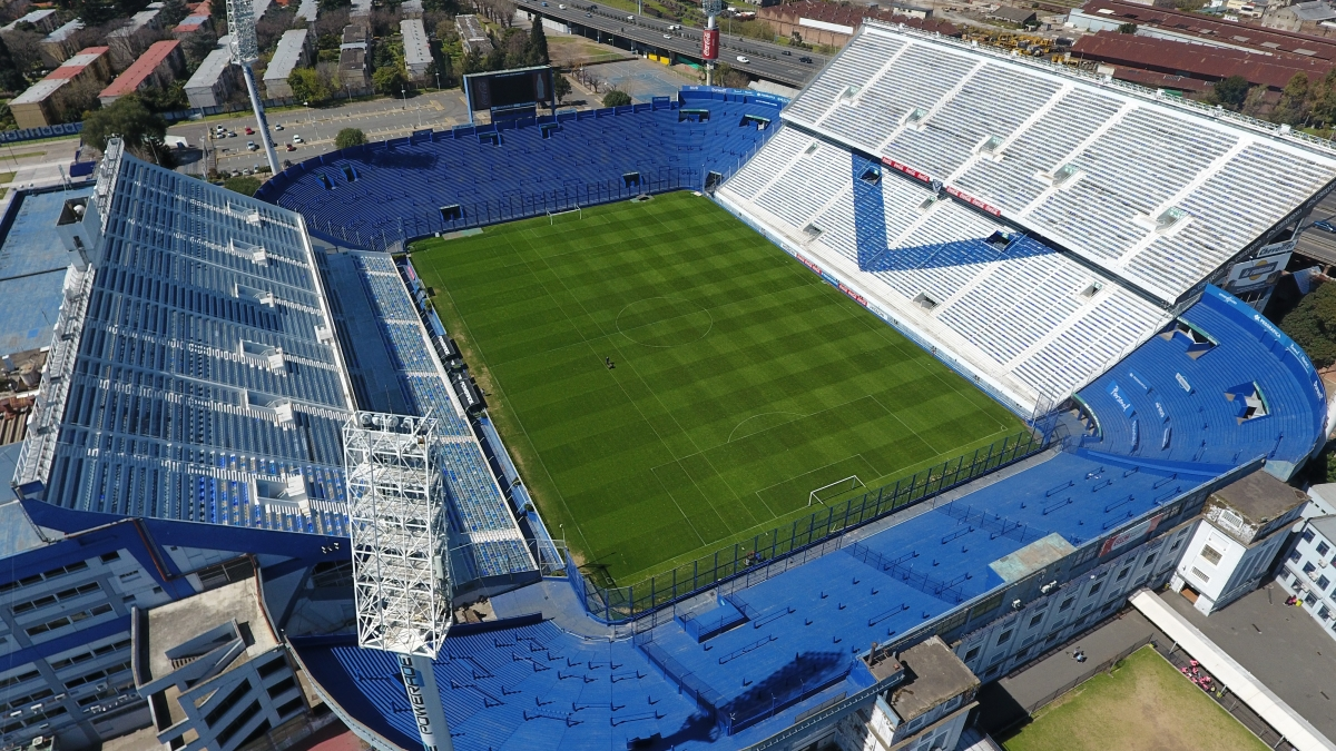 River eligió la cancha de Vélez para jugar la Libertadores