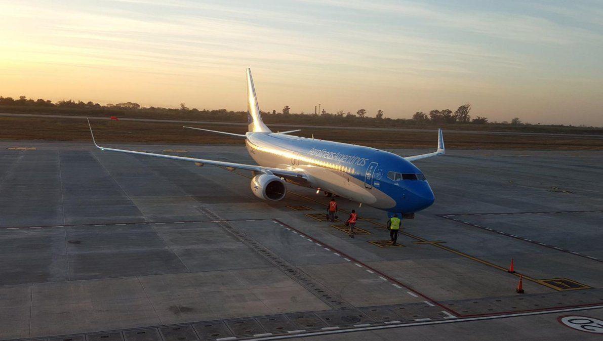 Un avión debió aterrizar de emergencia en Tucumán