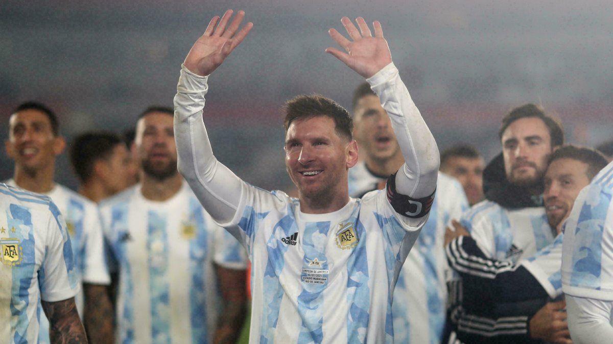 Argentina, con una lista de 30 jugadores confirmados