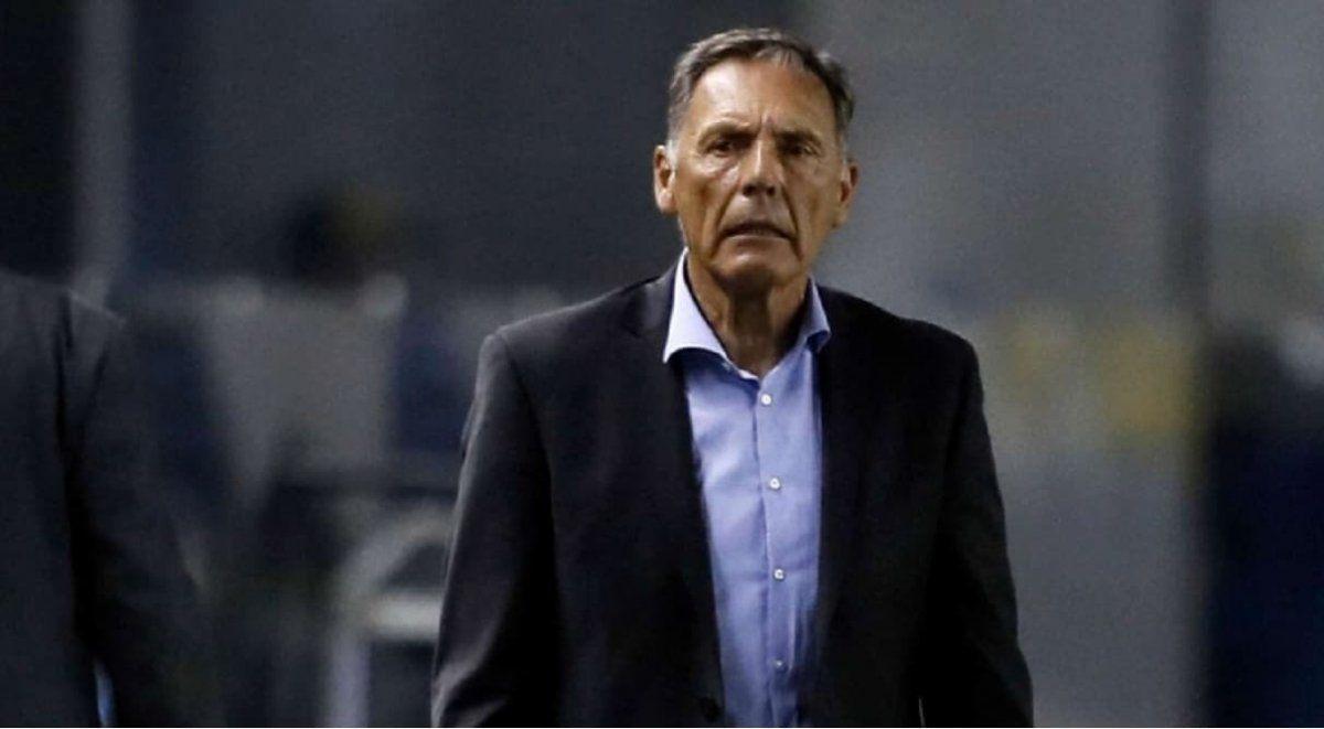 Miguel Ángel Russo dijo que Boca no rompió la burbuja. Foto: sitioboca.com