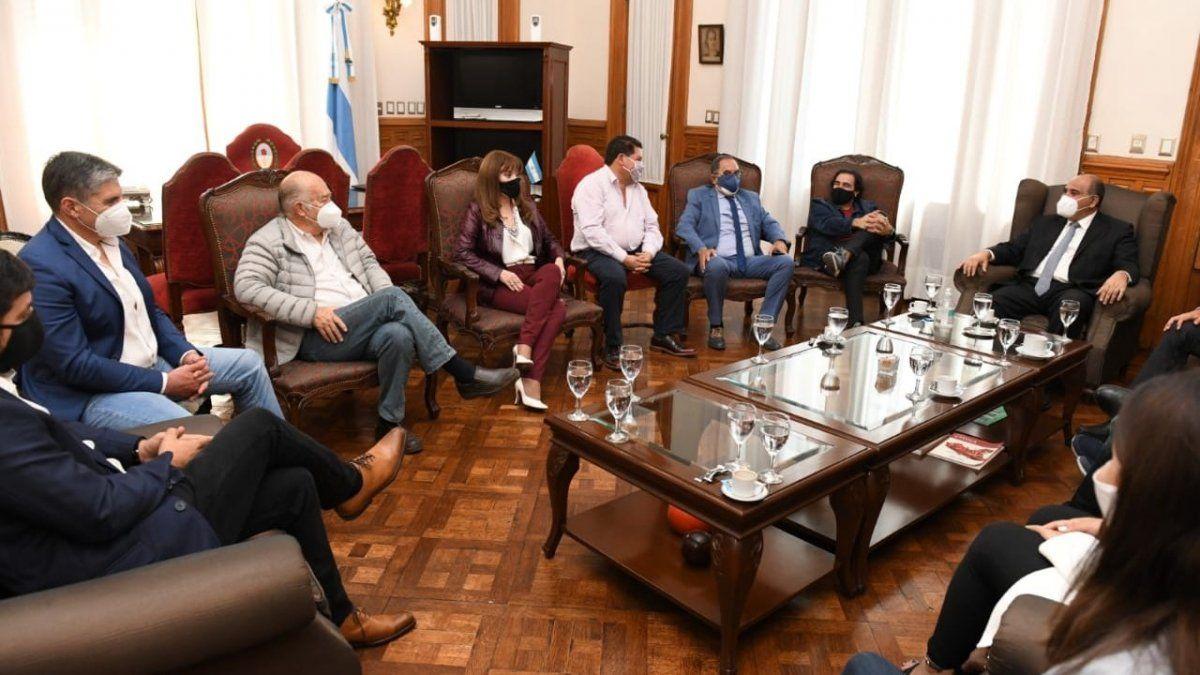 Manzur y Lealtad Peronista debatieron la asunción en el PJ