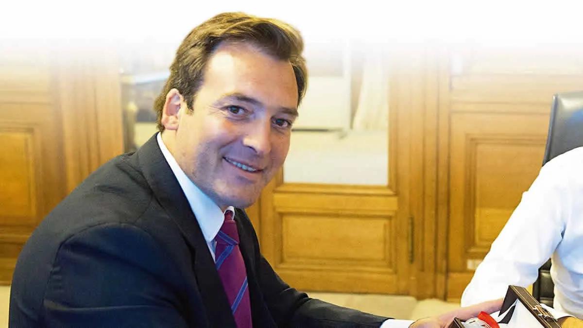 Martín Soria pide que el Ministerio Público recupere su legitimidad. Foto: LV12.